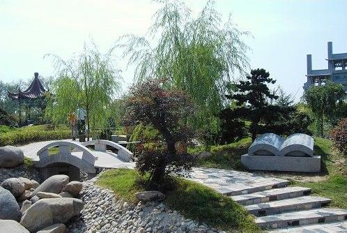 南京奥体滨江公园